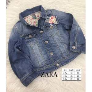 Jeans Jacket Zara Kids