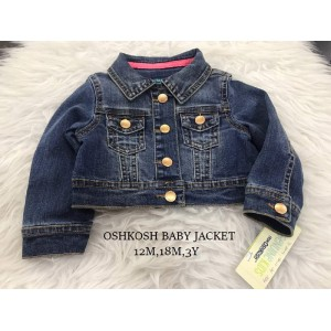 Jeans Jacket Genuine Kids from Oshkosh