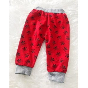 Unisex Play Pant - Red