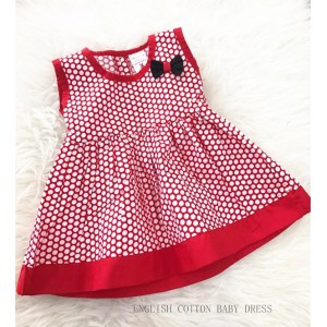 #1528 England Cotton Dress