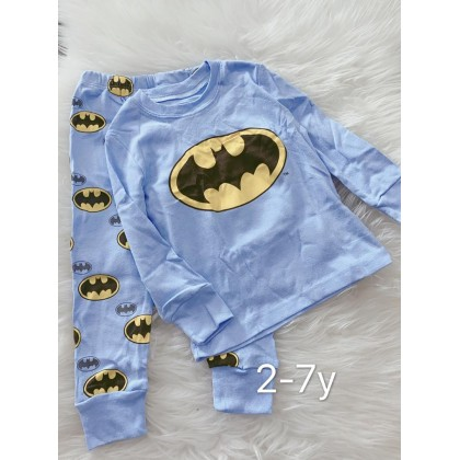 Pyjamas -PJ BLUE BATMAN